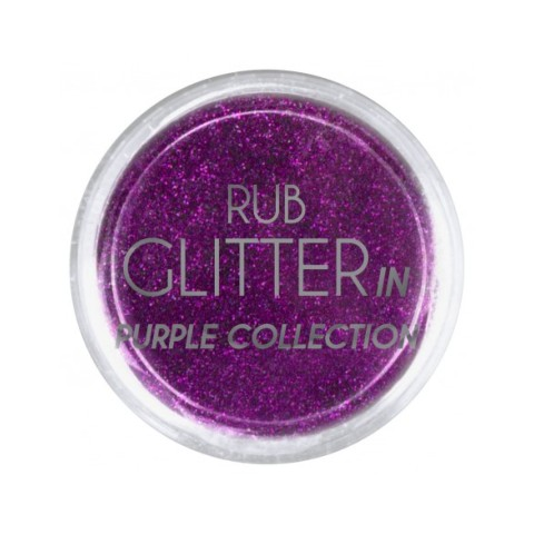 RUB Glitter EF Exclusive #2 PURPLE COLLECTION