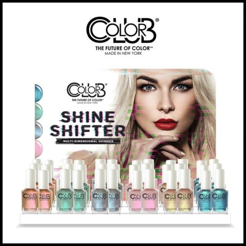 Collection complete SHINE SHIFTER COLOR CLUB