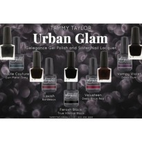 VERNIS SEMI PERMANENT URBAN GLAM Collection Tammy Taylor
