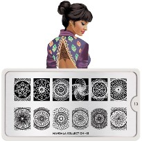 Plaque MOYOU Collection MANDALA 13