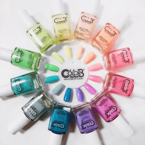 LOT DE 12 VERNIS COLOR CLUB COLLECTION WHATEVER FOR EVER
