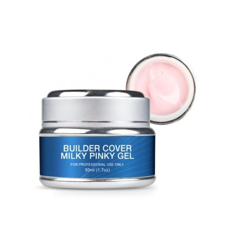Gel UV COVER MILKY PINK BUILDER EF Exclusive 15 ml