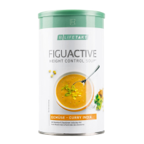 Soupe Figu Active Légumes Curry India, 500 gr.