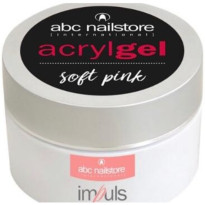 ACRYGEL SOFT PINK ABC NAILSTORE 60gr