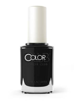 VERNIS A ONGLES NOIR WHERE'S THE SOIRÉE COLOR CLUB #854