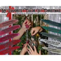 Collection MY FAVORITE COLOR IS CHRISTMAS  Tammy Taylor