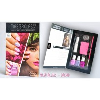 Coffret MASTERCLASS Tartofraises ORCHID COLOR CLUB
